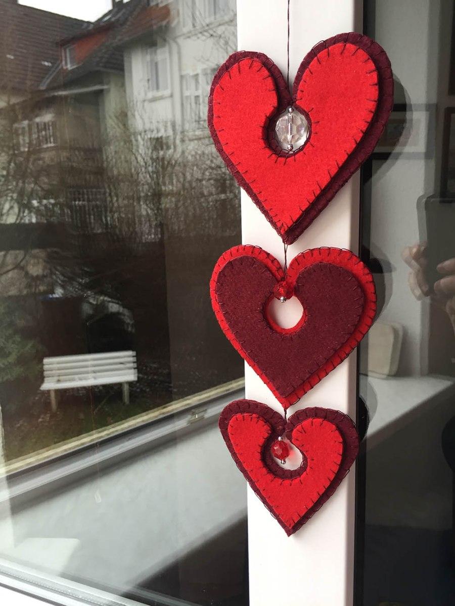 zum Valentinstag: du bist das Funkeln in meinem Herz – schöne ...